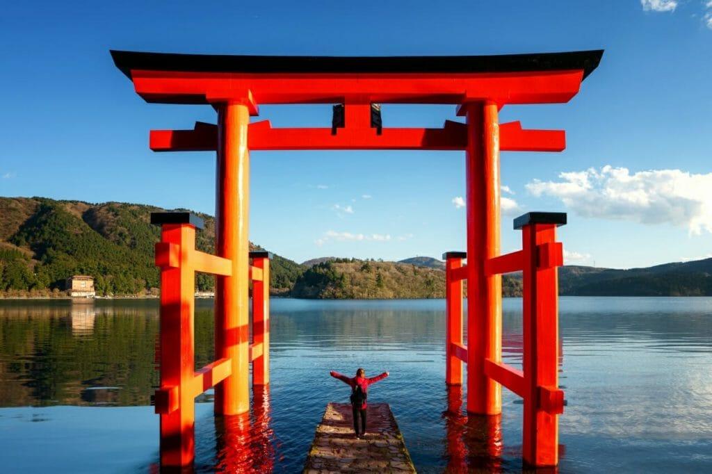 ミニマリストの最初の冬の旅行は箱根で決まり!