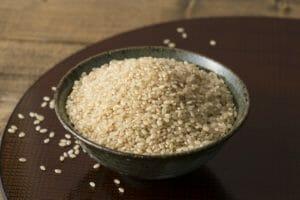 ミニマリストは食事に気を遣おう!玄米がおすすめの理由