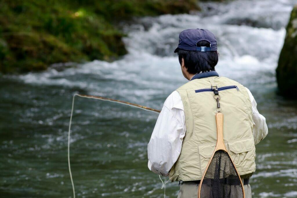 釣りを趣味にするのも男性のロマンでは?