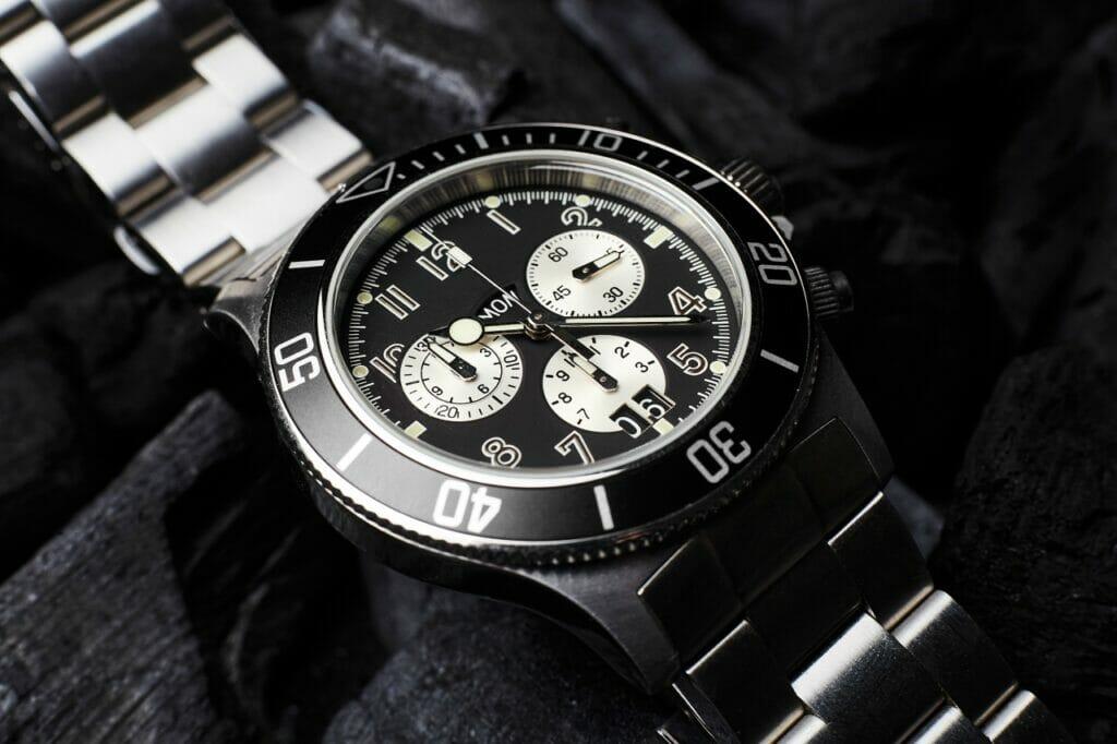 ミニマリストが買うべき高級品の定番「時計」