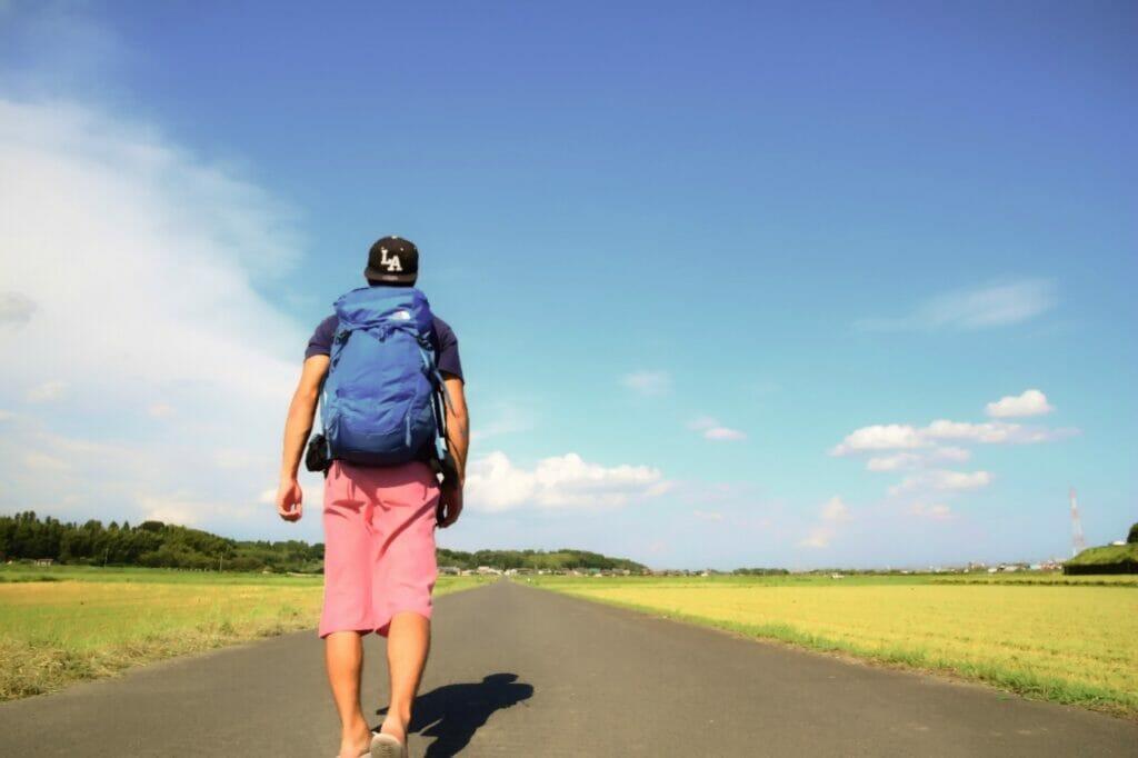 ミニマリストの海外旅行。バックパックがおすすめの理由