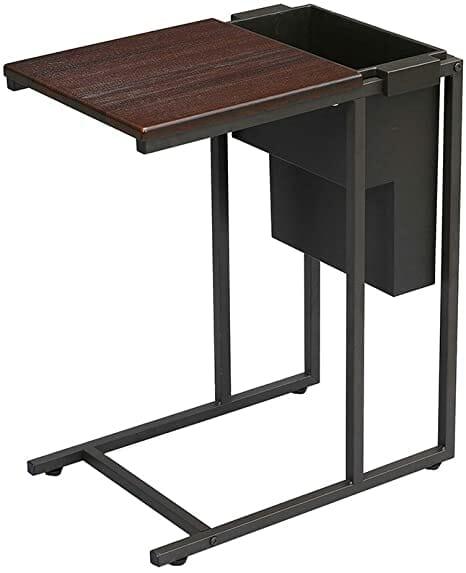 収納家具② 一人暮らしならより利便性高い!2in1の「サイドテーブル」