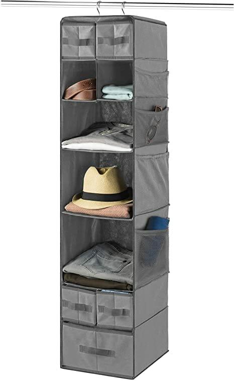 収納家具⑤ 通販サイトでしか買えない極み!新型クローゼットはハンガータイプ